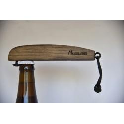 Abridor de madera BeBe Birra - Pequeño
