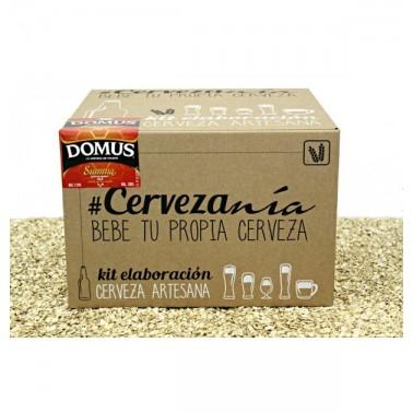 Kit elaboración cerveza- CERVEZANÍA - Domus Summa
