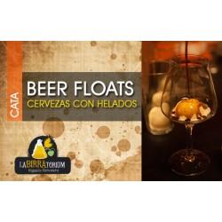 CATA DE CERVEZAS Y HELADOS- BEER FLOATS- JUEVES 8 JUNIO