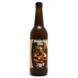 Amager / Wicked Weed Mandarina Man 33 cl.
