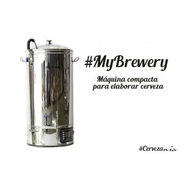 Equipo elaboración cerveza 30L MyBrewery (Brew Monk)
