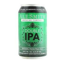 AleSmith Double IPA Lata