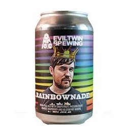 Evil Twin / Omnipollo Rainbownade