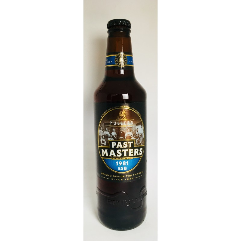Fuller's Past Masters 1981 ESB