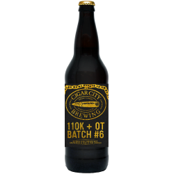 Cigar City 110K OT Batcch 6