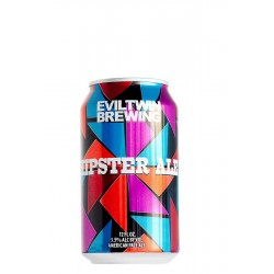 Evil Twin Hipster Ale (lata)