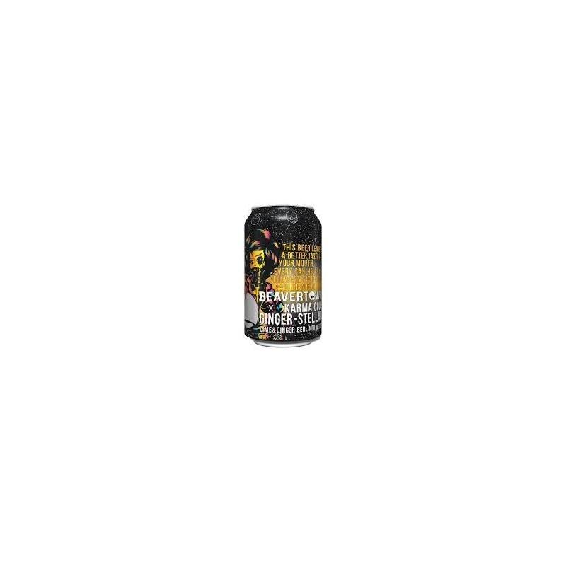 Beavertown / Karma Cola Ginger - Stellar