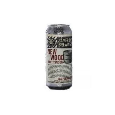 Camerons New Wood Brett Saison