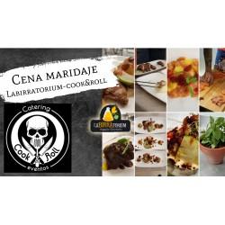 CENA-MARIDAJE: COMIDA MEXICANA Y CERVEZA - 15 JUNIO- 20:30h