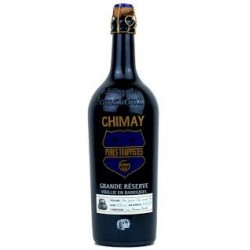 Chimay Grande Réserve Vieillie En Barriques (2017) Rum Edition