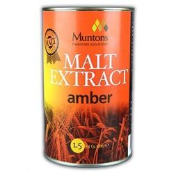 Muntons - Extracto de malta líquido Amber