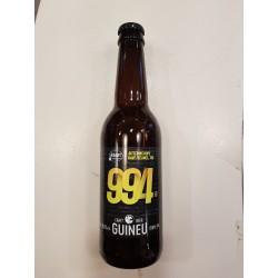 Guineu / Amager 994 Triple IPA