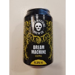 Bone Machine Dream Machine