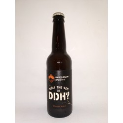 Basqueland What The Is DDH Pale Ale