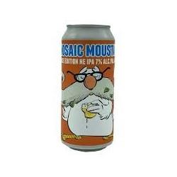 Uiltje Mosaic Moustache - Juice Edition