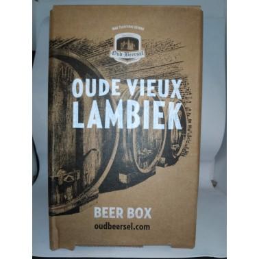 Oud Beersel Oude Vieux Lambiek Beer Box (Bag-in-Box) 3.1 L