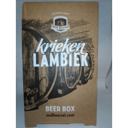 Oud Beersel KriekenLambiek Beer Box (Bag-in-Box) 3.1 L