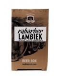 Oud Beersel Rabarber Lambiek Beer Box (Bag-in-Box) 3.1 L