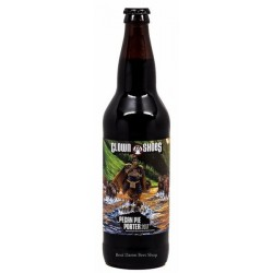 Clown Shoes Bourbon Barrel Pecan Pie Porter (2018)