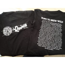 Camisetas La Quince Brewing
