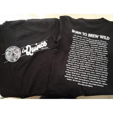 Camisetas Manga Larga La Quince Brewing