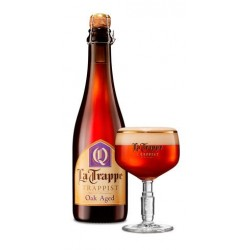 La Trappe Quadrupel Oak Aged Batch 16