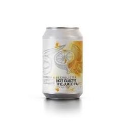 Beerbliotek / Cervisiam Not Guilty! The OJ IPA
