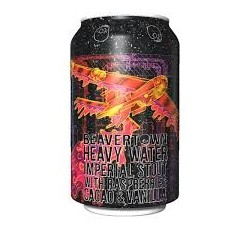 Beavertown Heavy Water Imperial Stout with Raspberries, Cacao and Vanilla