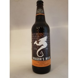 New Holland Dragon's Milk Reserve: S'mores