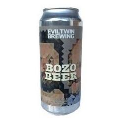 Evil Twin Bozo Beer