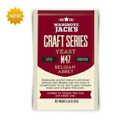 Levadura Mangrove Jack French Saison M29 - Craft Series