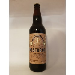 Westbrook 8th Anniversary Pecan Cookie Stout
