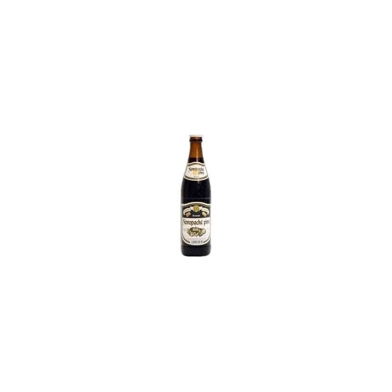 Pivovar Nová Paka Novopacké pivo Granát