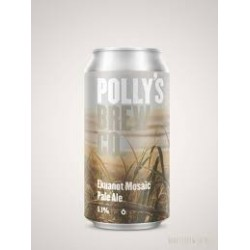 Polly´s Brew Ekuanot Mosaic Pale Ale