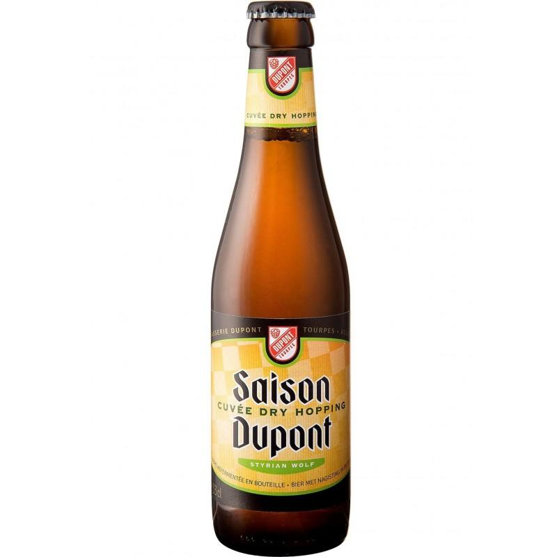 Saison Dupont Cuvée Dry Hopping (2018 - 2019) 33 cl.