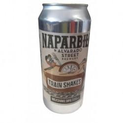 Naparbier / Alvarado Street Train Shakes
