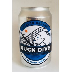 Catalan Brewery Duck Dive